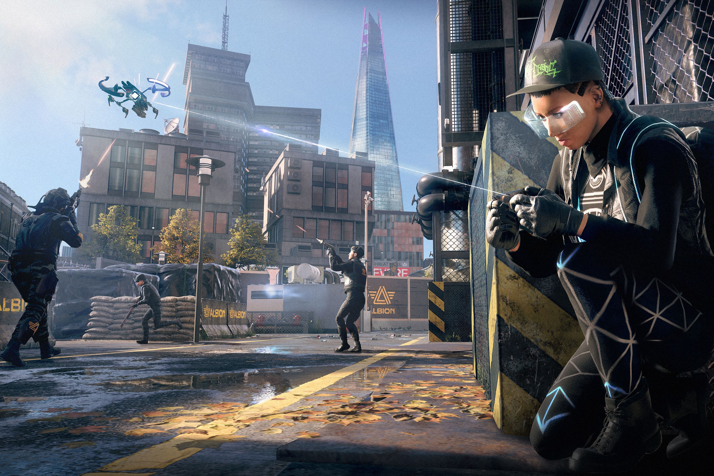 'Watch Dogs: Legion' Tackles Surveillance Without Humanity