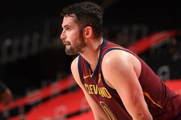 Agent: Love not interested in buyout with Cavs