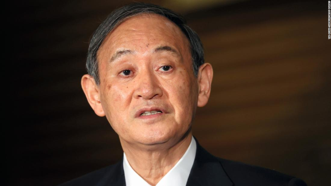 Japan's PM Suga will not run in party leader election, effectively giving up the premiership
