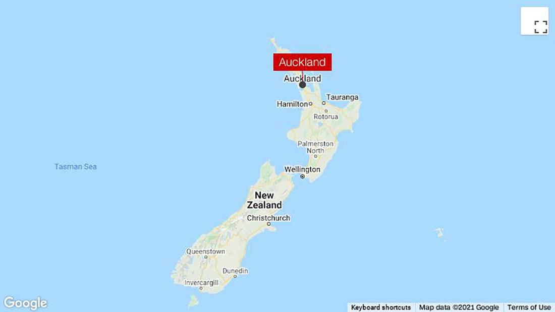 Police shoot attacker dead in Auckland shopping mall