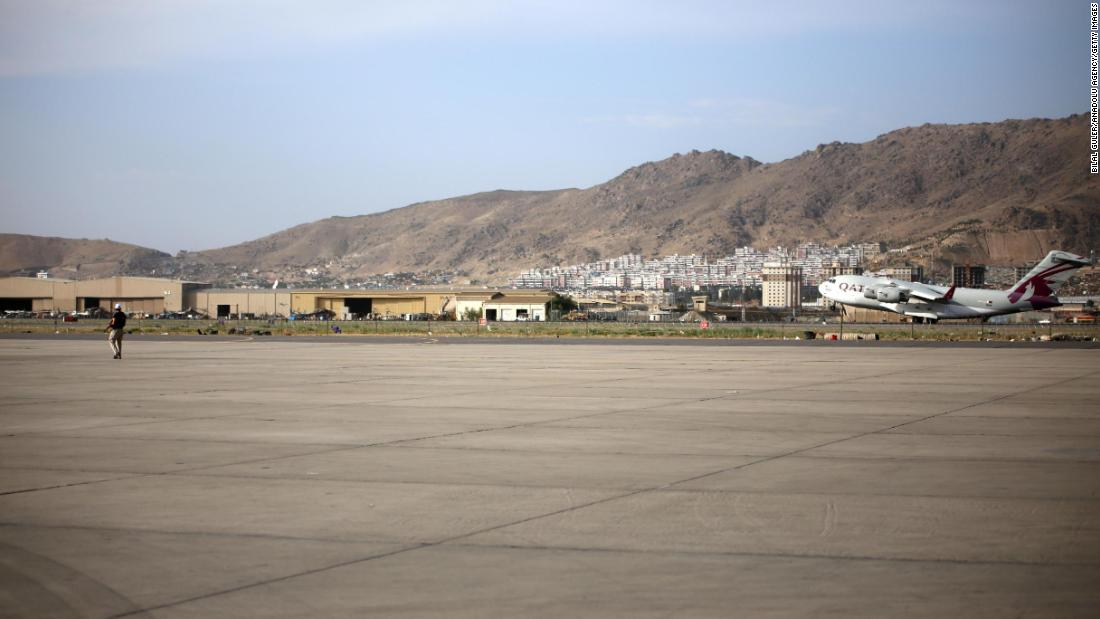 Kabul airport could receive flights in the coming days, Qatari envoy says