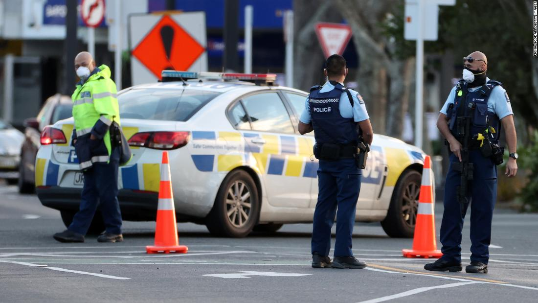 New Zealand terrorist was released from prison two months before supermarket stabbing
