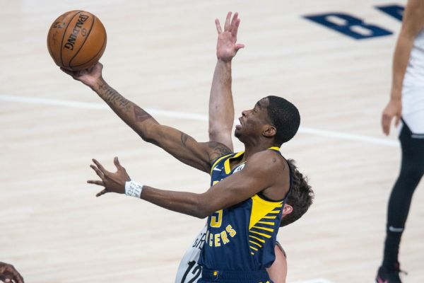Pacers' Sumner tears Achilles during workout