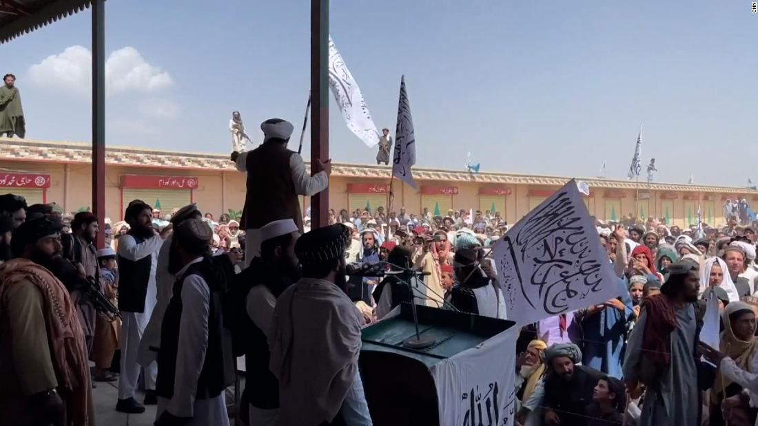 The Taliban want to lay down the law. Far outside Kabul, rural Afghans just want to get paid