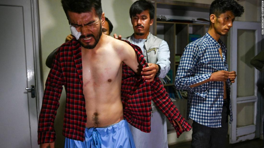 'I thought this was the end of my life:' Journalists describe beatings by Taliban