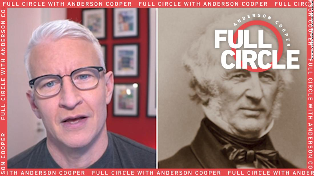Anderson Cooper opens up about the Vanderbilt side of his family