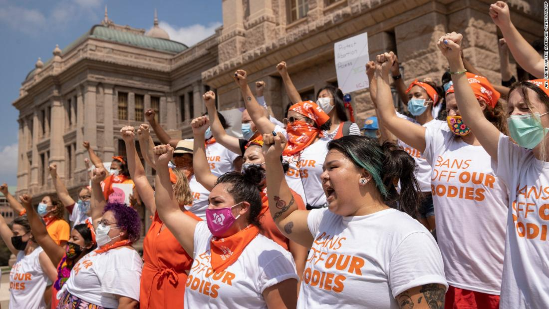 Federal judge to wait at least two weeks before ruling on DOJ's emergency request to block Texas abortion law