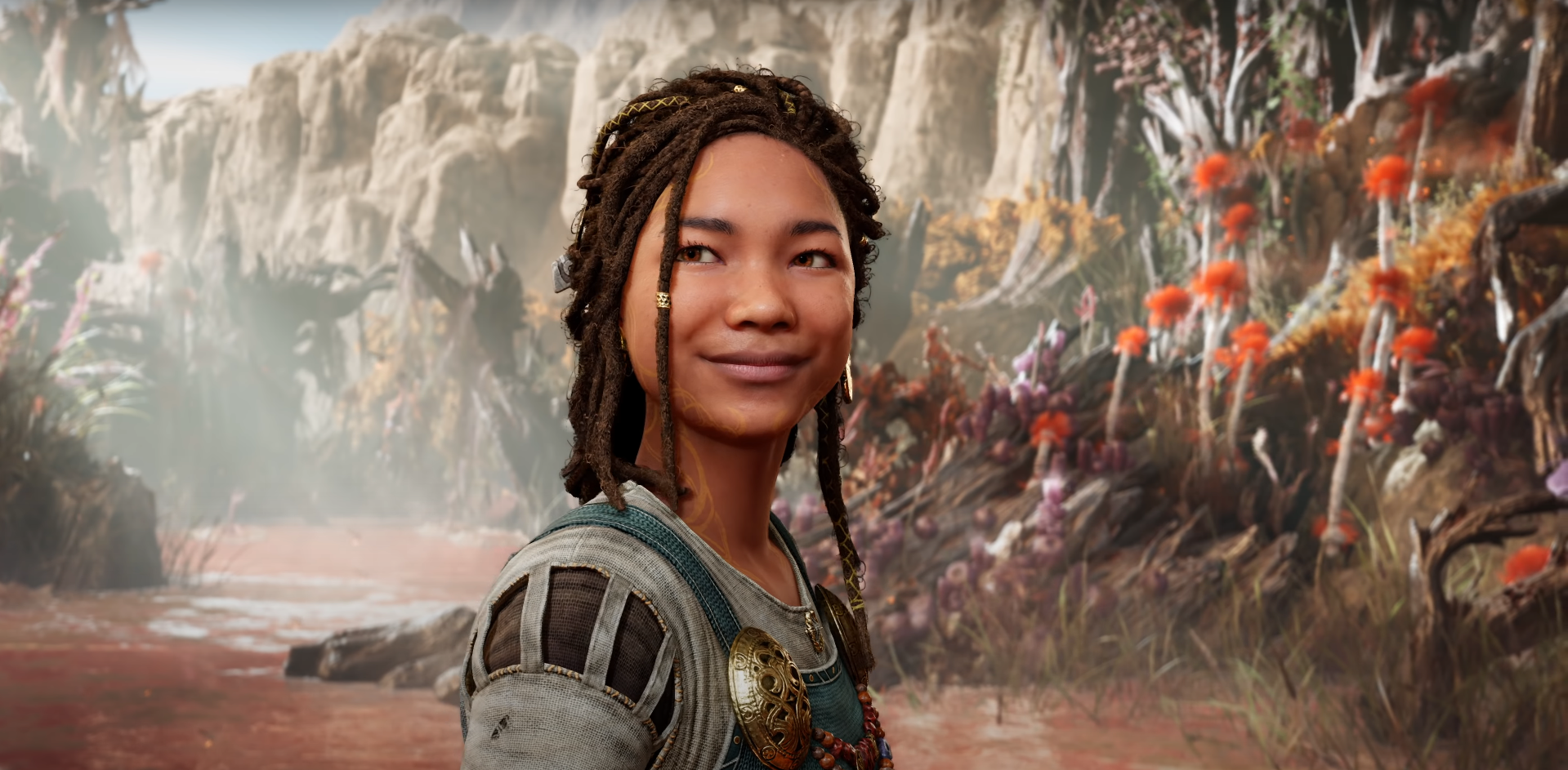 'God of War: Ragnarok' Shows How Games Can Get Black Hair Right