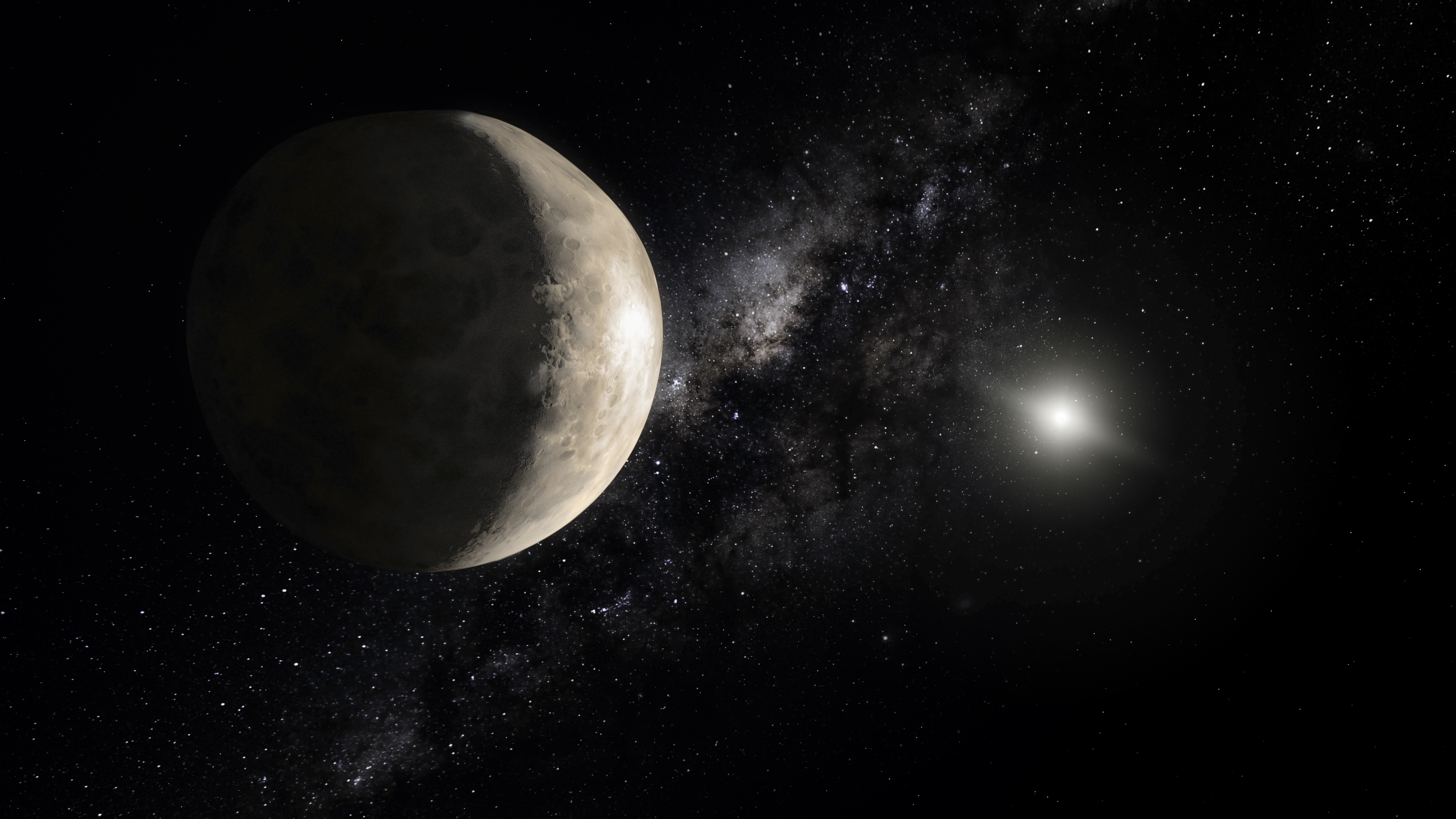 Objects at the Solar System's Edge Are Being Influenced by Something Mysterious