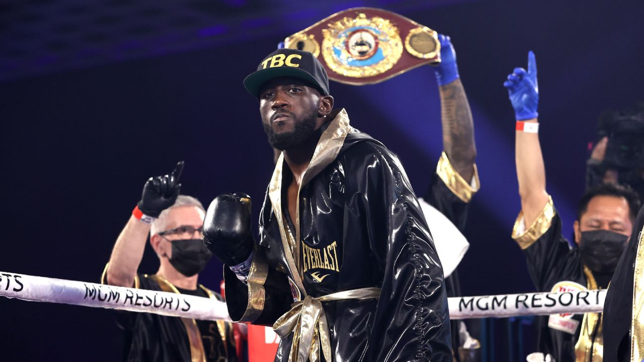 Predicting potential surprises in boxing, including Terence Crawford's future, Canelo Alvarez vacating titles and more