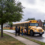 Schools Are Seeing Shortages of Bus Drivers, Cafeteria Workers and Other Essential Roles