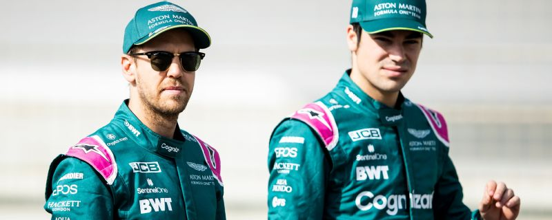 Vettel, Stroll to stay with Aston Martin in 2022