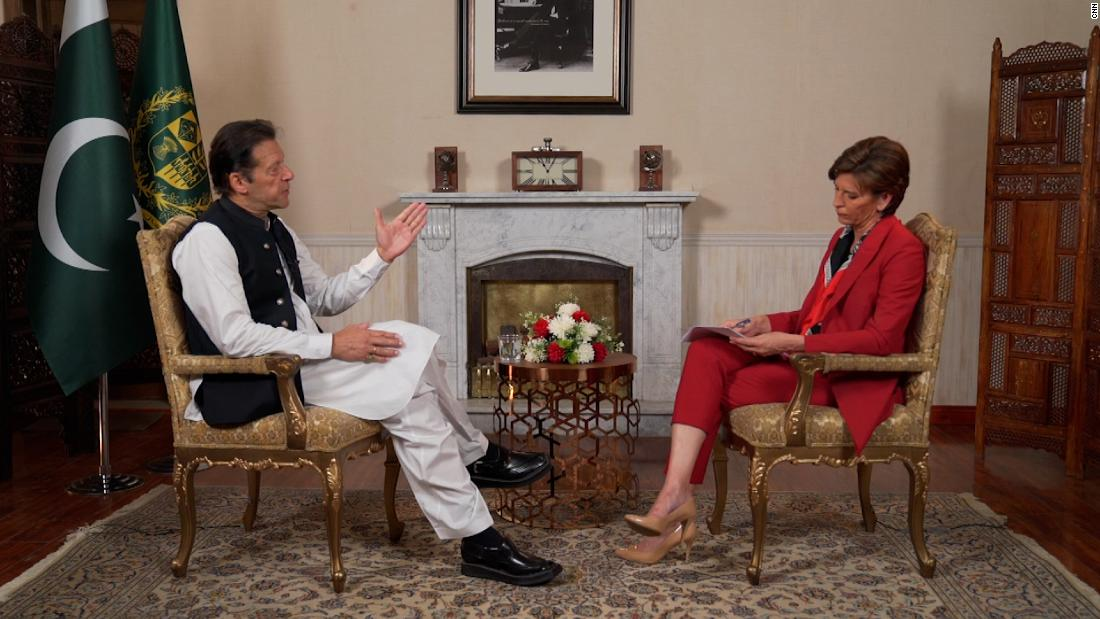 Watch part two of CNN's interview with Imran Khan