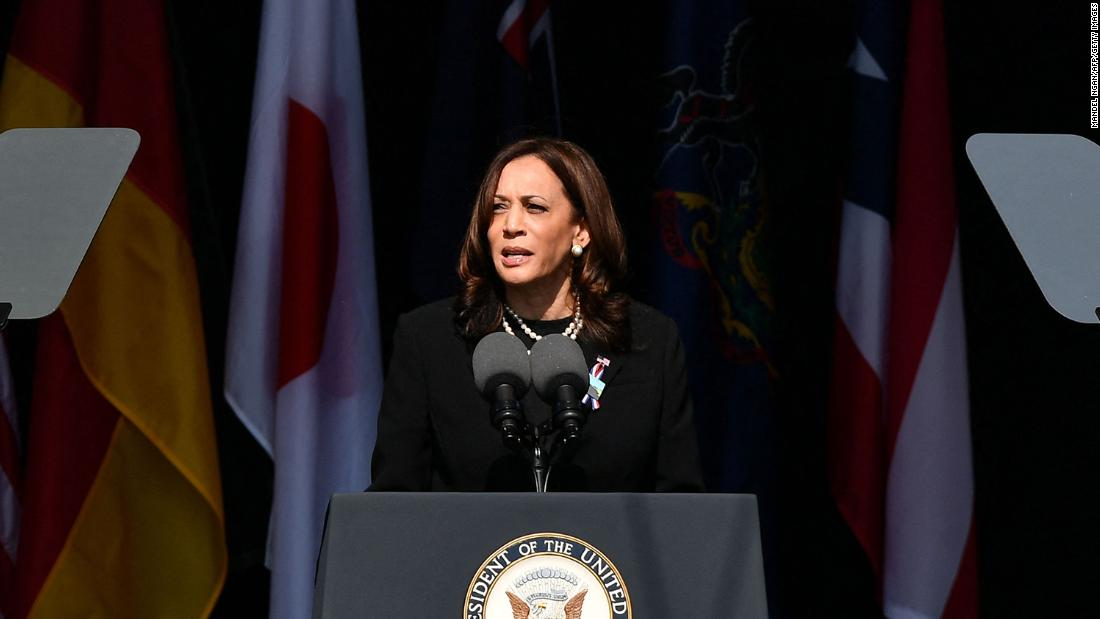 Woman pleads guilty to threatening to kill Vice President Harris