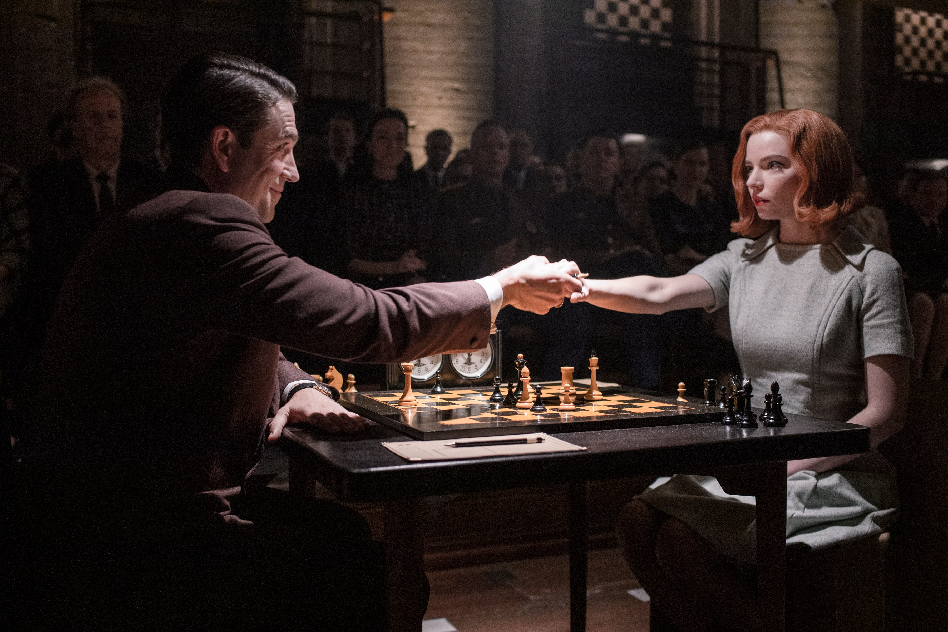 """A Chess Champion Sues Netflix Over """"Sexist"""" The Queen's Gambit Line"""