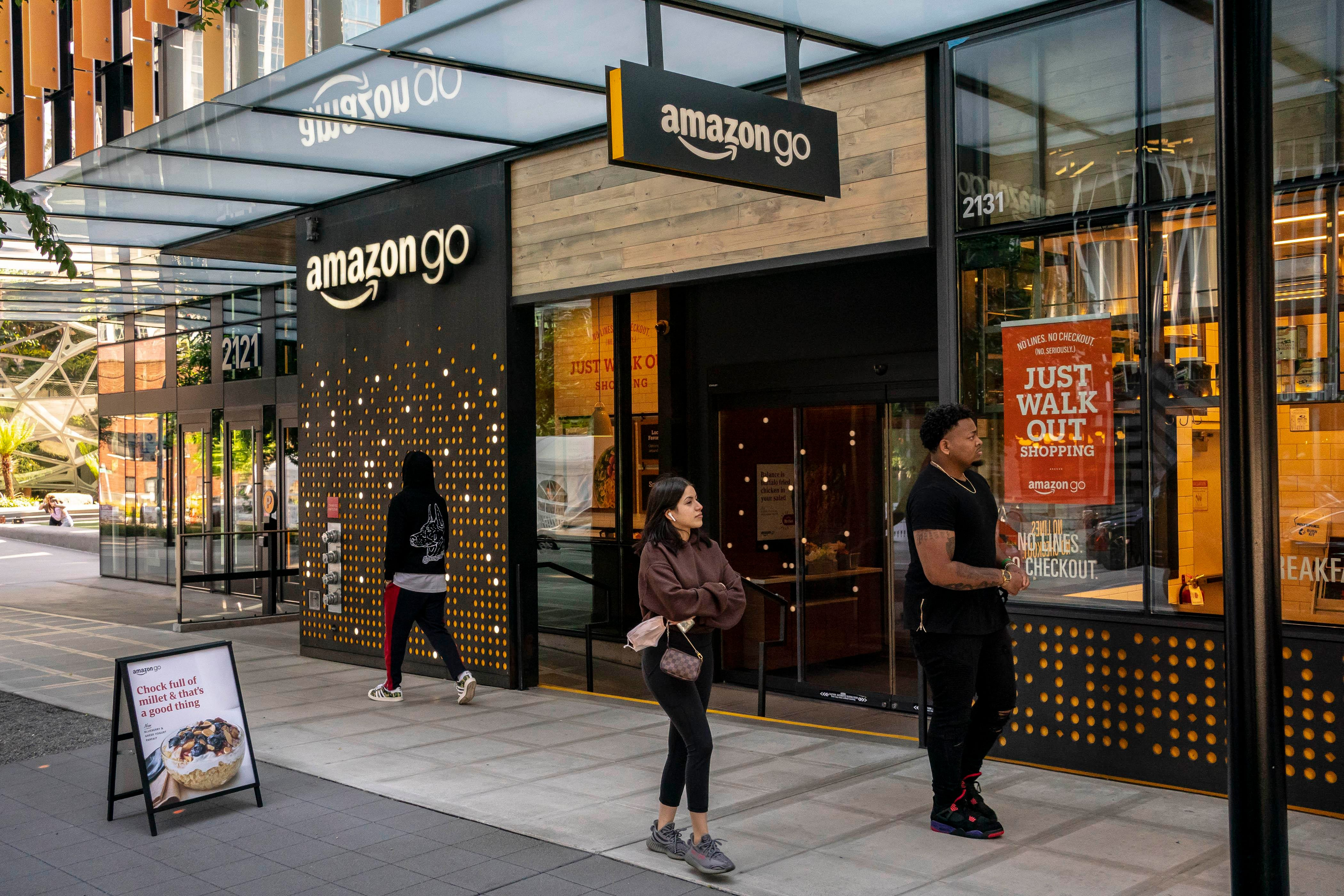 Amazon's Department Store Disruption: If You Can Beat Them... Why Join Them?