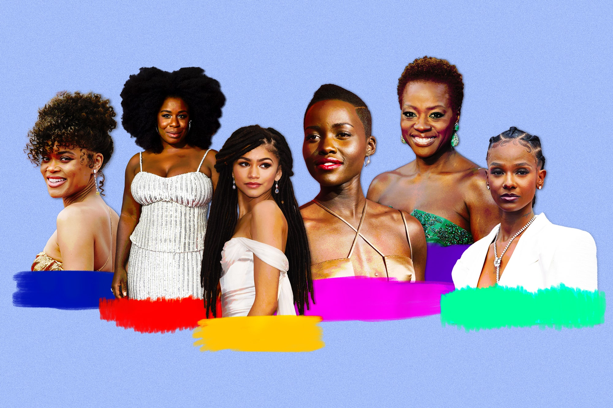 Black Hair, Red Carpet: How the Push for Representation Is Reshaping Beauty in Hollywood and Beyond