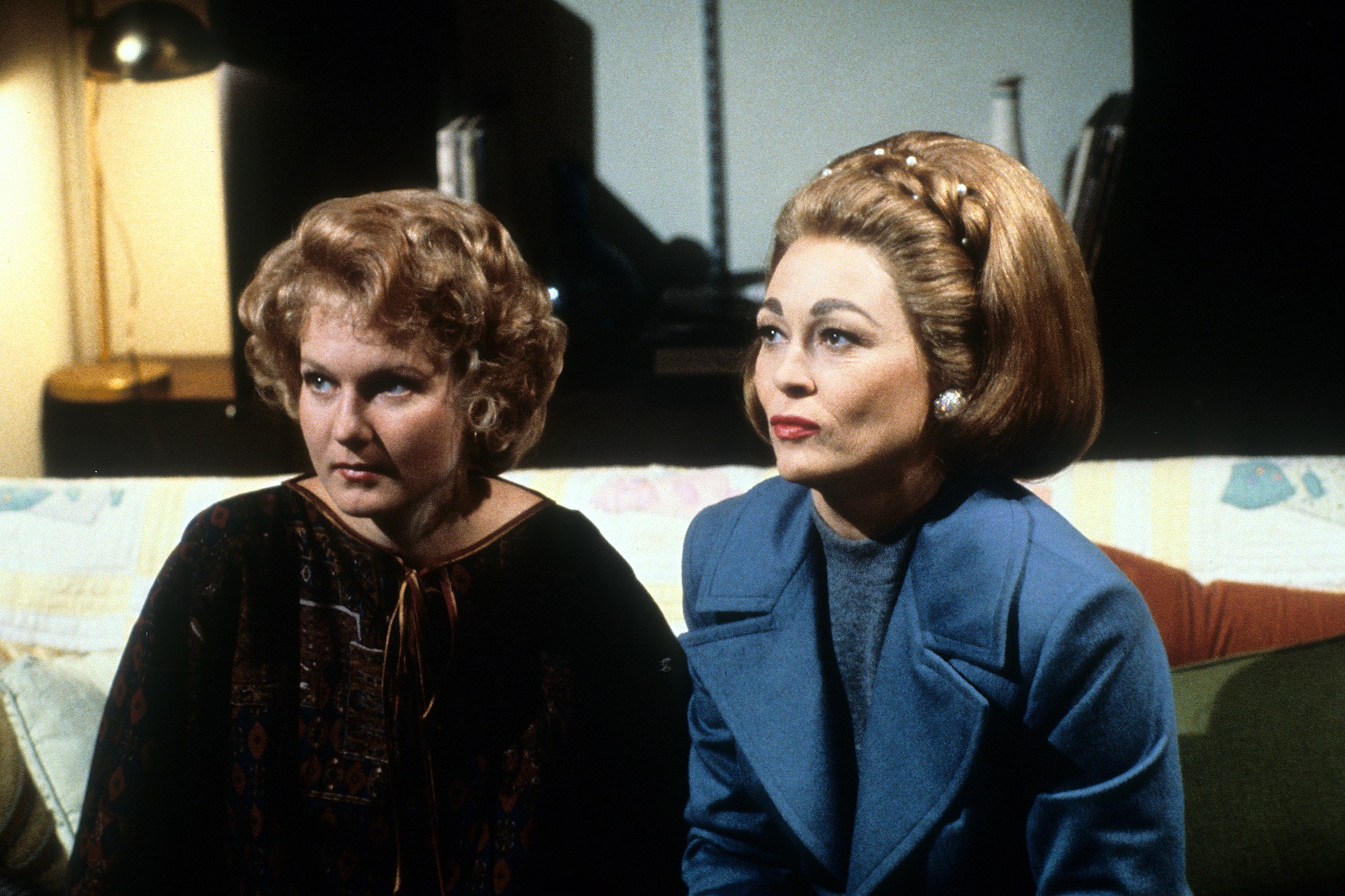 Did Joan Crawford's Ghost Haunt the Set of Mommie Dearest?