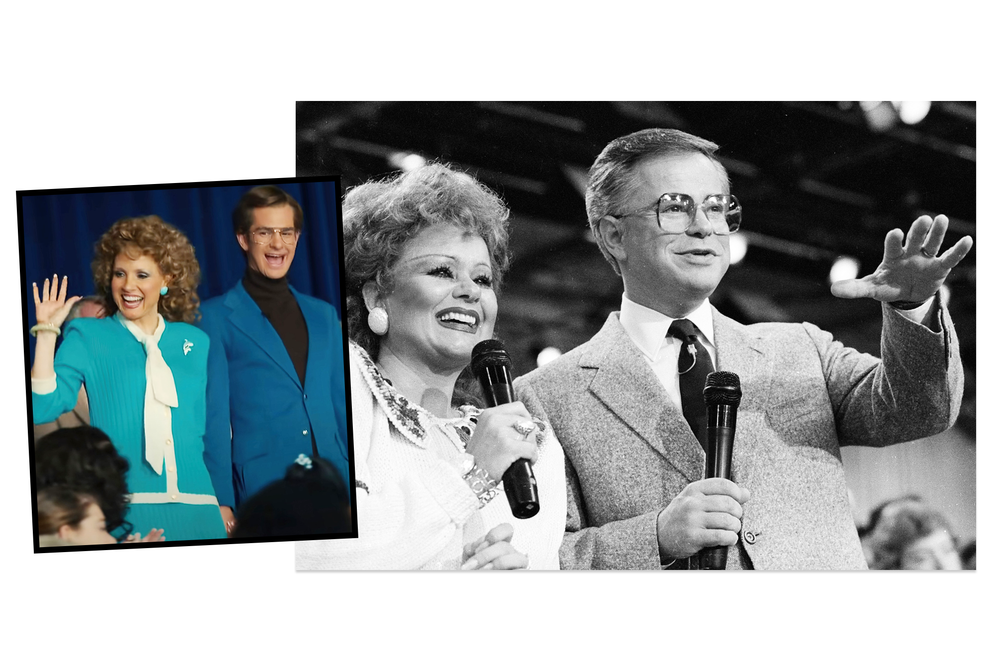 For Jay Bakker, The Eyes of Tammy Faye Is Both Loving and Traumatic