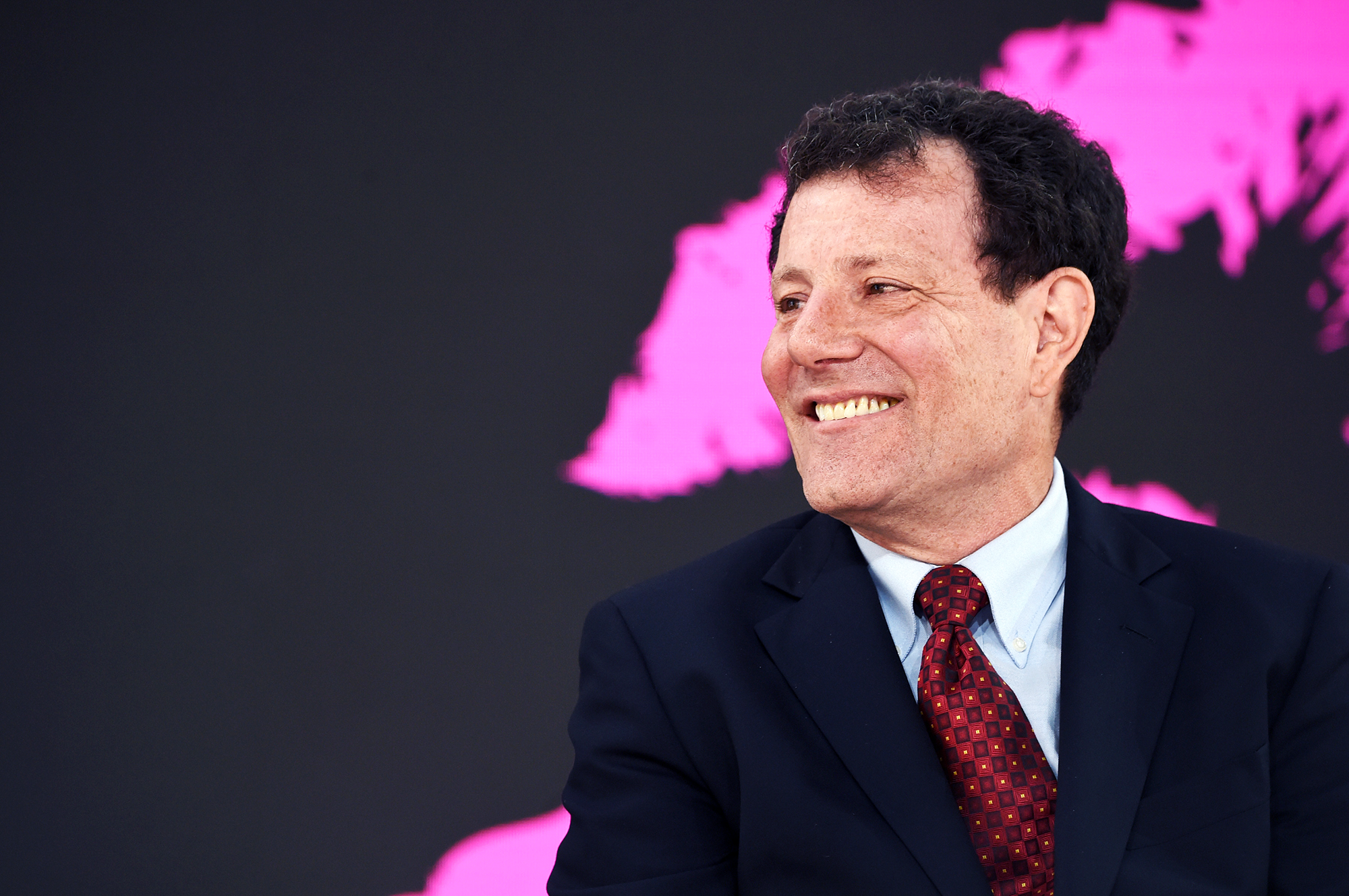 """""""I'm Trying to Do More Listening Than Talking"""":TimesColumnist Nicholas Kristof Is Looking More and More Like He's Running for Oregon Governor"""