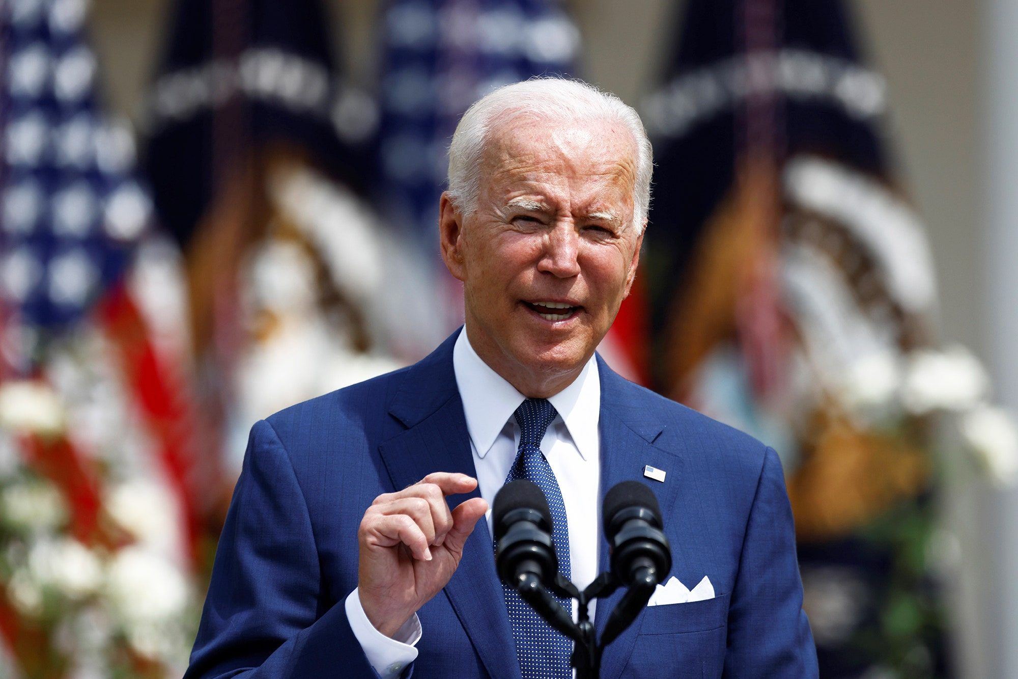 Joe Biden Basically Tells GOP Governors to Rot in Hell