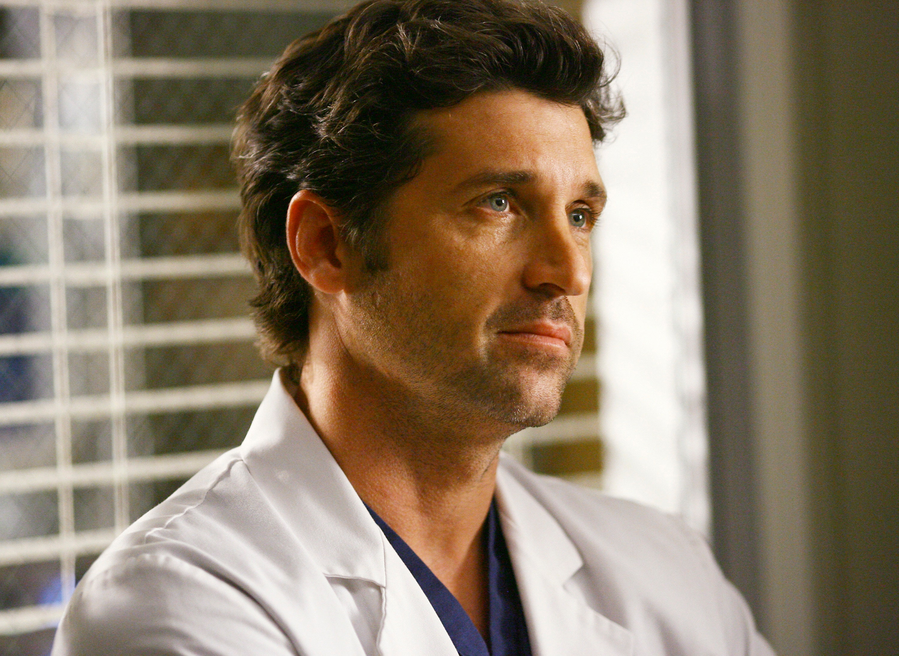 """Patrick Dempsey Reportedly Exited Grey's Anatomy After """"Terrorizing the Set"""""""