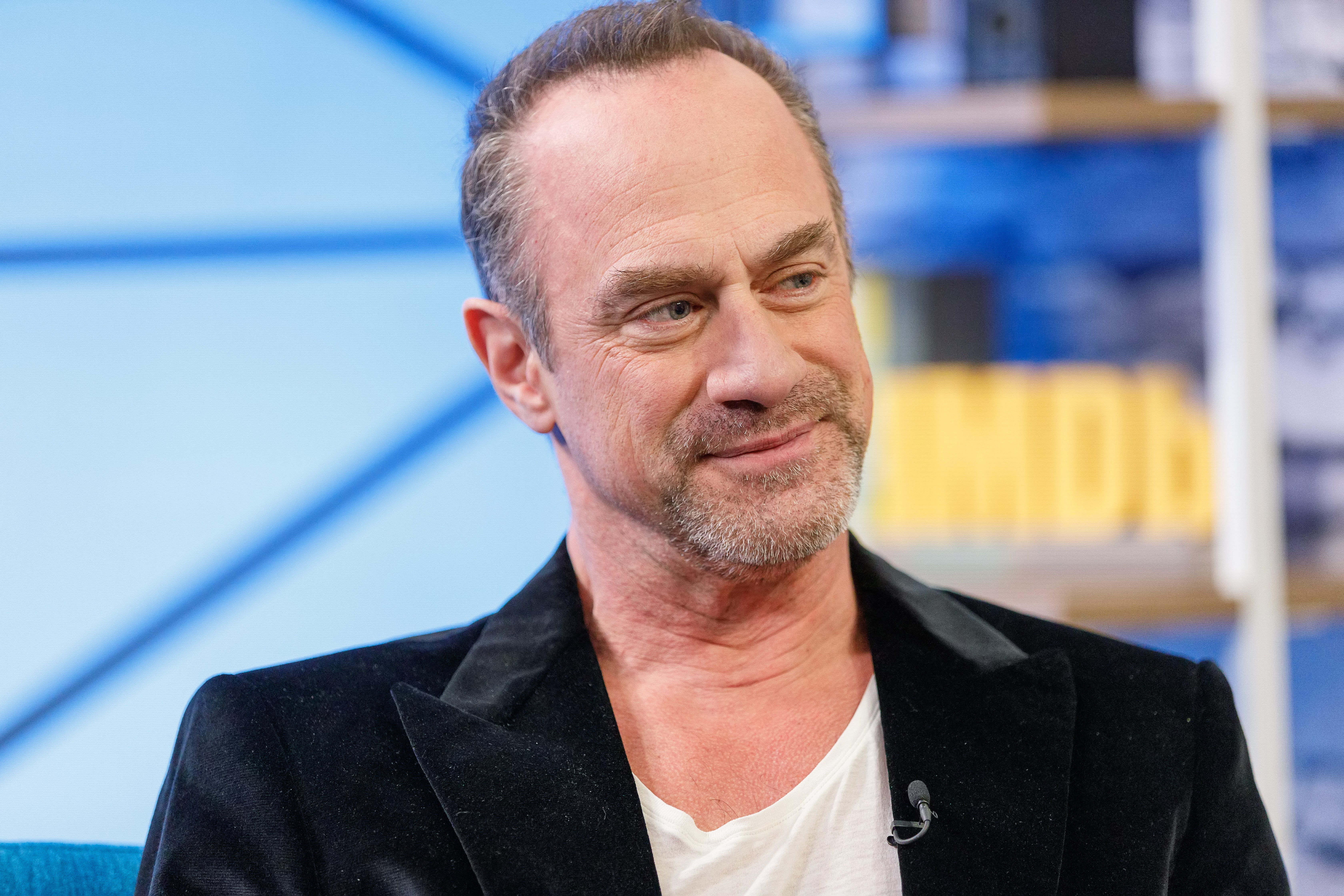 Christopher Meloni Would Like to Thank You for Making Him a Sex Symbol