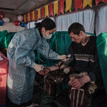 Russia Vaccinates Indigenous Yamal Herders Against COVID-19