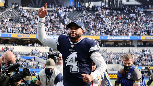 Cowboys overcome difficult week to build confidence for season ahead