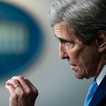 John Kerry's Sales Pitch to Save the Planet