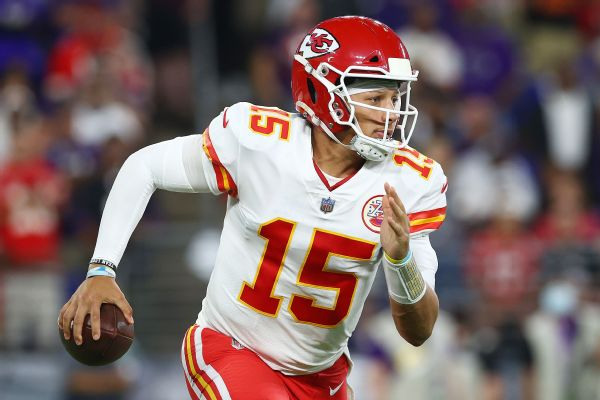 Mahomes: More to incident in video of brother
