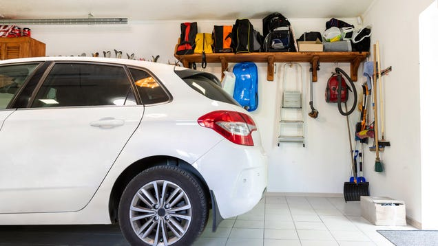 The Quick and Dirty Guide You Need to Finally Organize Your Garage
