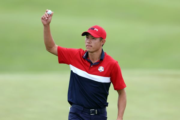 U.S. locks up Ryder Cup victory over Europe