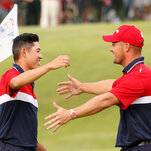 U.S. Takes Back Ryder Cup From Europe