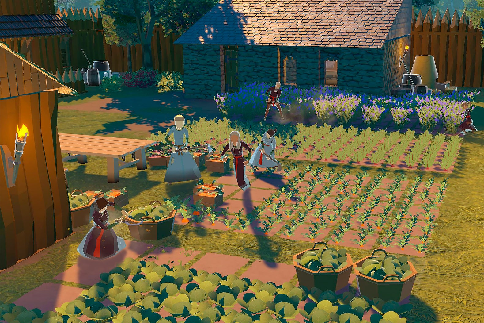 Going Medieval Is a Great Entry Point Into Colony Sims