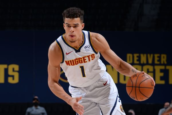 Nuggets expect Porter, maybe Barton for Game 2