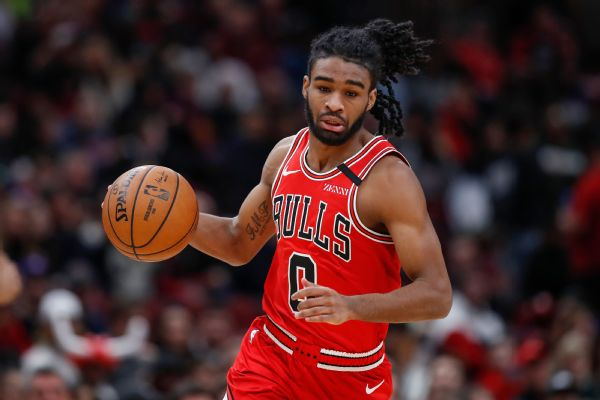 Bulls' White out into training camp after surgery