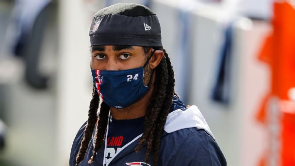 Stephon Gilmore's contract status in spotlight at New England Patriots camp