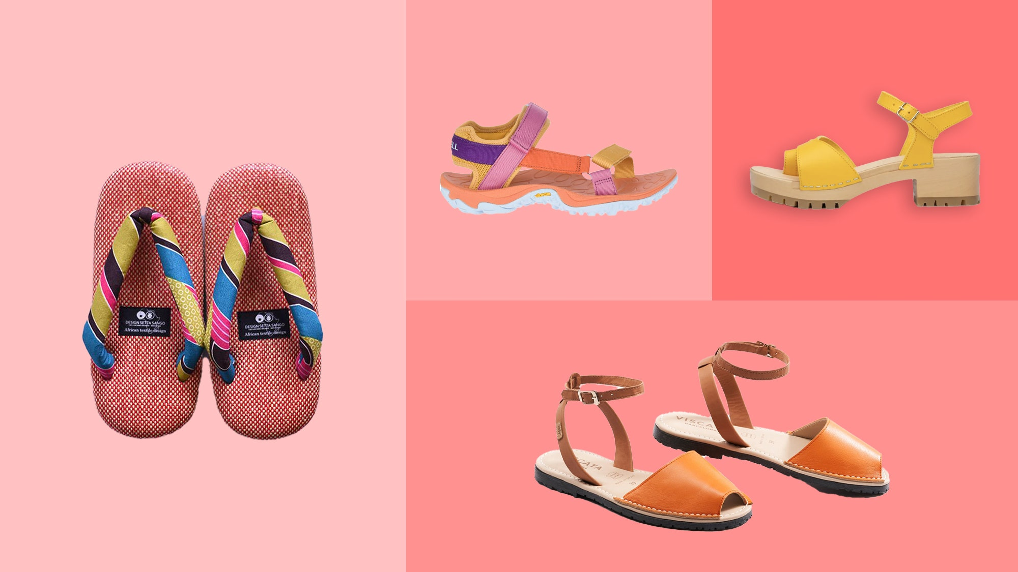 10 Summer Sandals We're Coveting from Around the World
