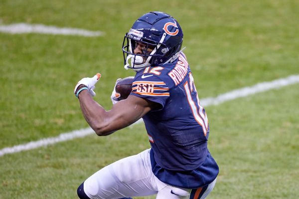 Bears' Robinson prepared to play on 1-year deal
