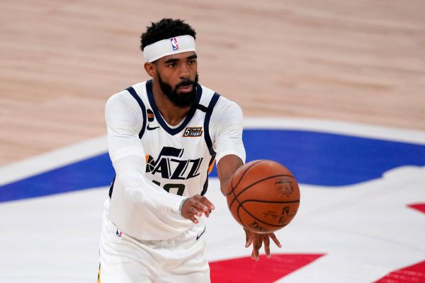 Conley's absence for Jazz stretches to Game 5