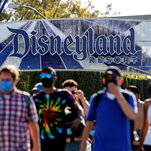 Disneyland in California Reopens to Out-of-state Visitors