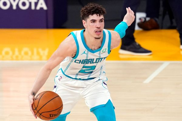 Sources: Hornets' Ball wins Rookie of the Year