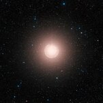 Betelgeuse Merely Burped, Astronomers Conclude
