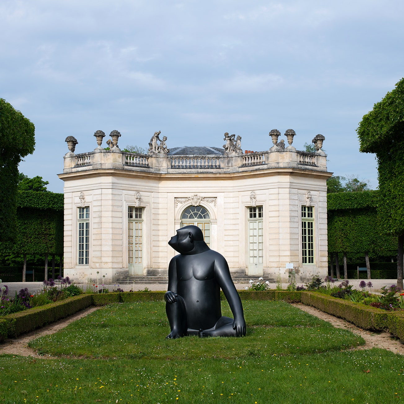 Move Over, Marie Antoinette—These Giant Animal Sculptures Are Taking Over Versailles