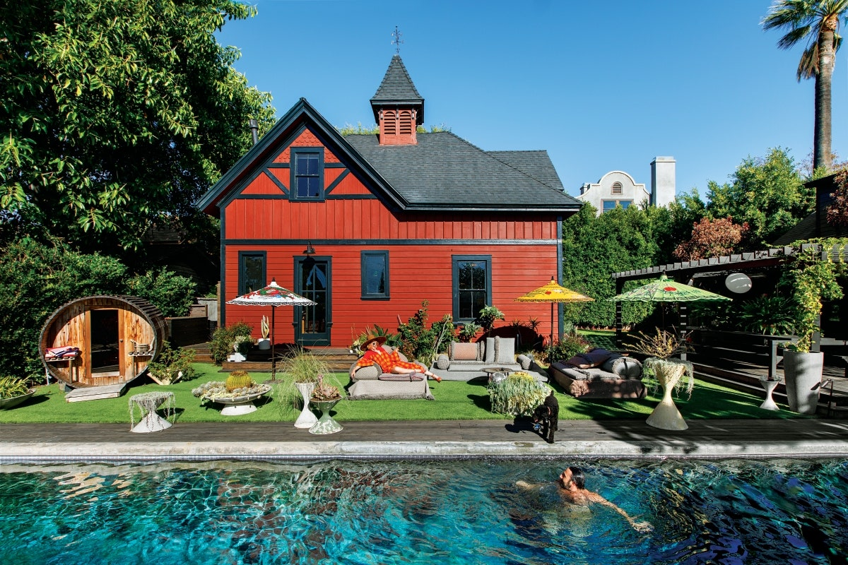 What Designers Are Loving in Pool Design Now—from Lagoon-Pool Chic to Sprawling Spas