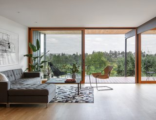 """9 Impressive """"Before & After"""" Remodels of 20th-Century Homes in Seattle"""