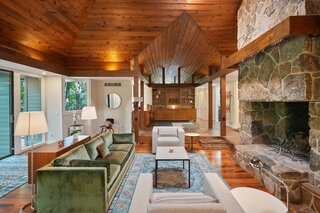 A Dazzling Home by Frank Lloyd Wright's Final Apprentice Lists for the First Time