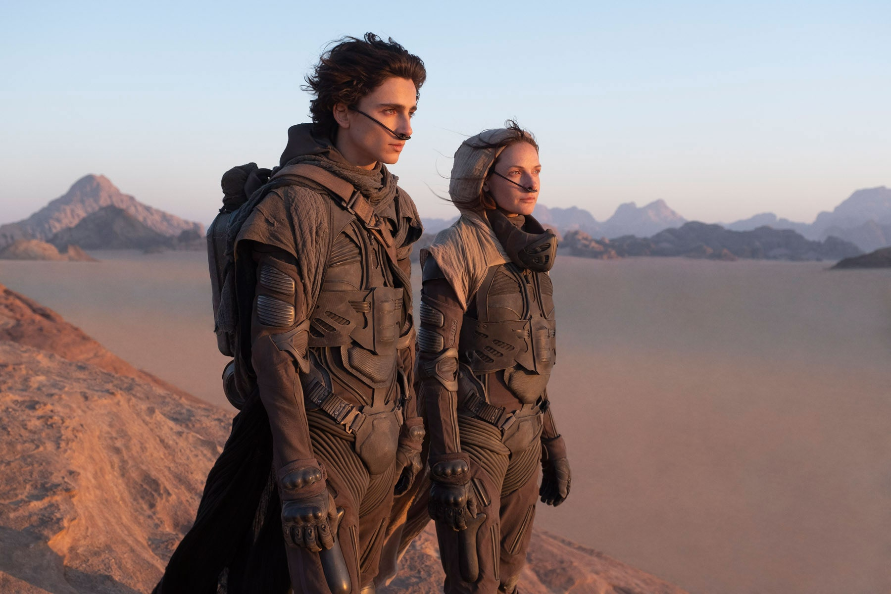 Dune Digs in for Venice, and an Awards Season Run