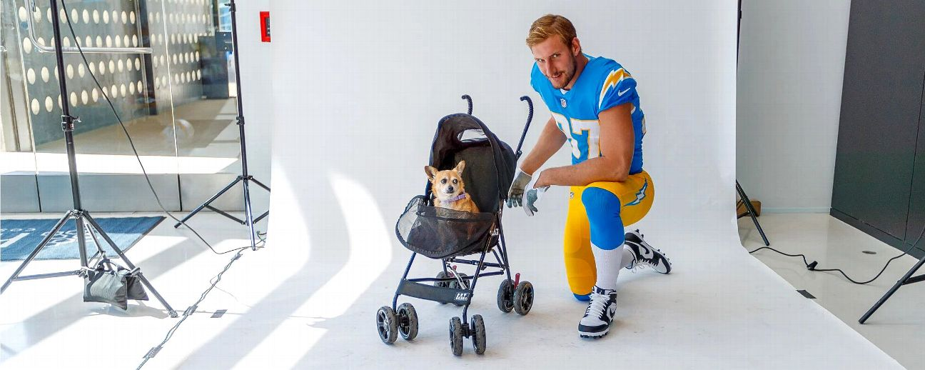 Ever the enigma, Chargers' Joey Bosa adjusting to new defense